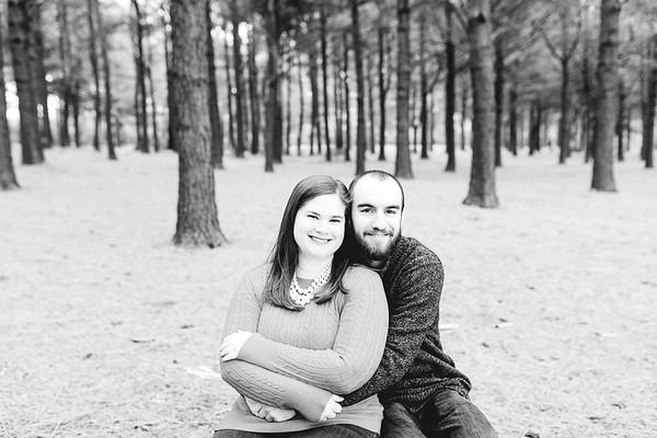 Laura & Josh | Holiday Minis 2017