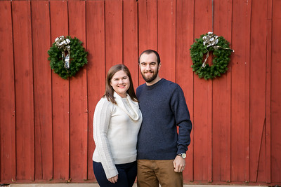 Christmas Mini Session photography at Waveland Historic Site, Lexington, KY 11.19.16.