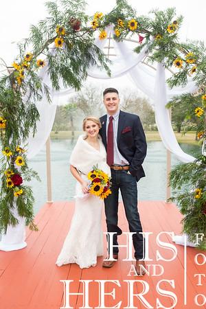 Lauren & Brandon wedding