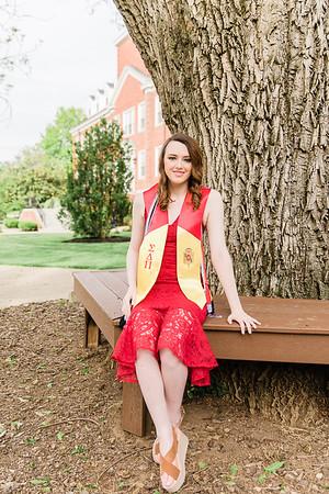 Transy Graduation Photography