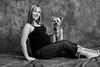 06 14 08 Leah's Pregnancy Photos (110) bw