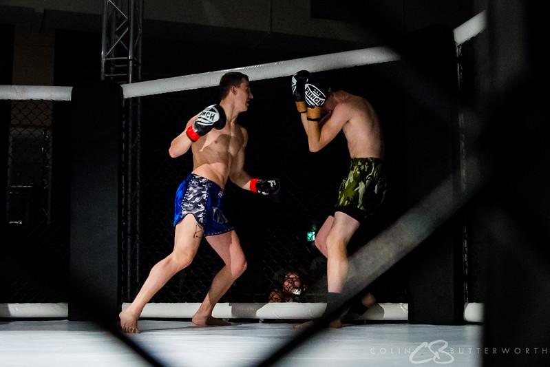Bout 10 Daniel Bluett v Ethan Godden-25