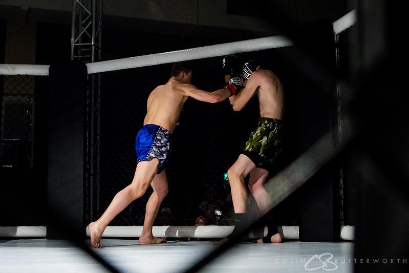 Bout 10 Daniel Bluett v Ethan Godden-27