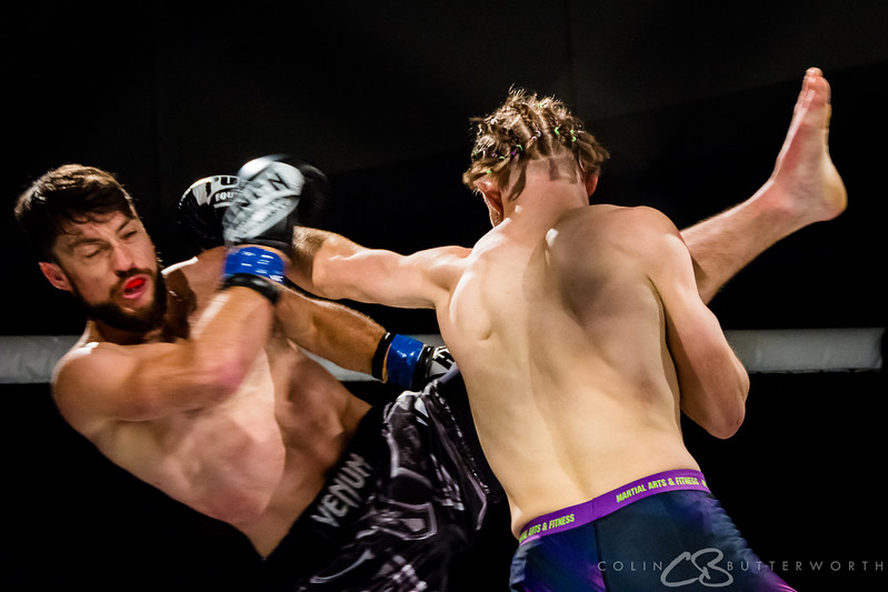 Bout 11 Adam Cook v Perrin Meir-Anderson-23