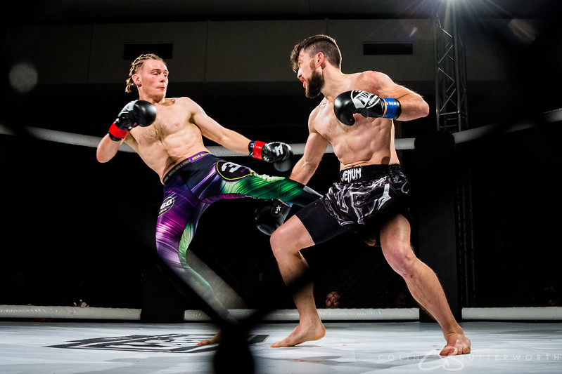 Bout 11 Adam Cook v Perrin Meir-Anderson-49