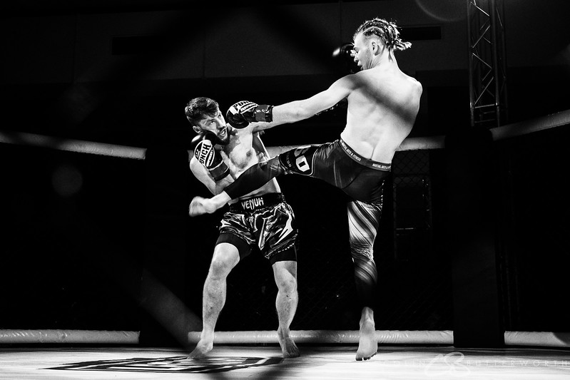 Bout 11 Adam Cook v Perrin Meir-Anderson-30