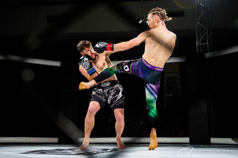 Bout 11 Adam Cook v Perrin Meir-Anderson-31
