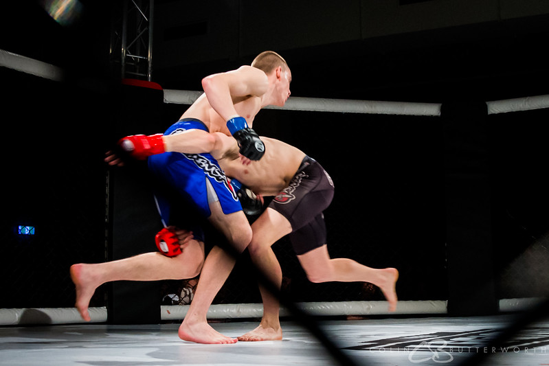 Bout 12 Shaun Etchell v Hayden Lacey-4