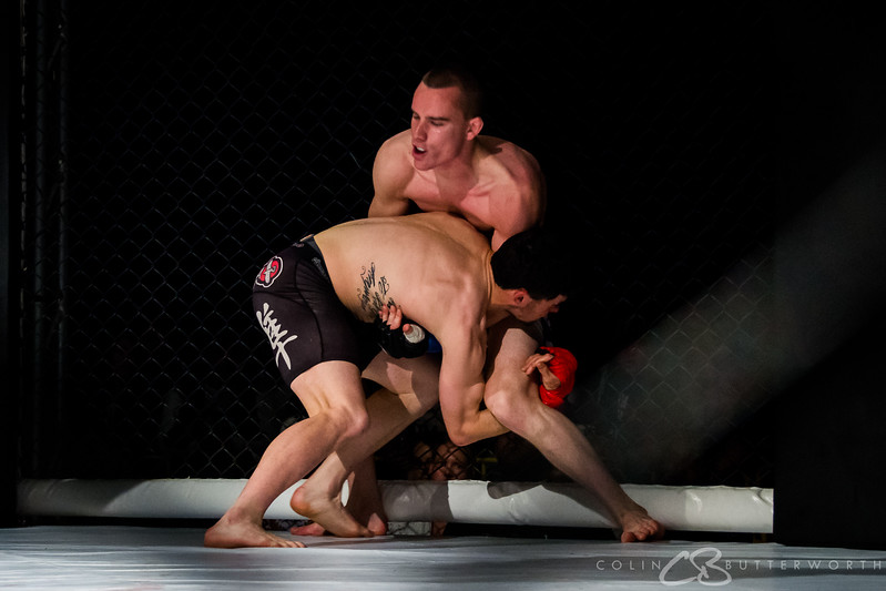 Bout 12 Shaun Etchell v Hayden Lacey-7