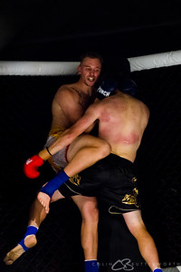Bout 8 Chris Godden v Joe Leonard-11