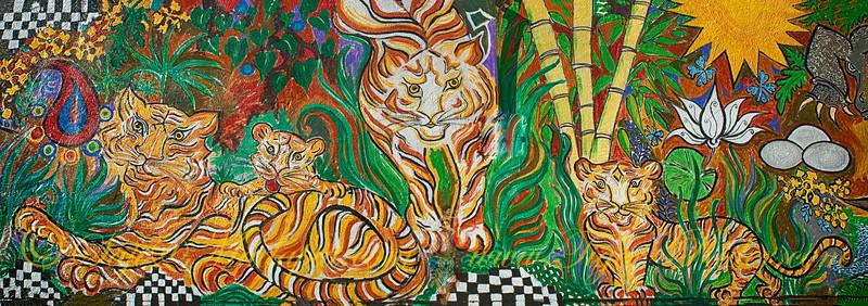 Lest we Forget - Vinodini's Murals
