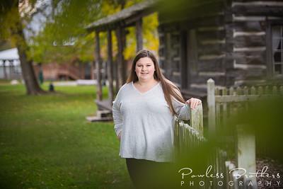 Lexie Nelson Senior Portraits