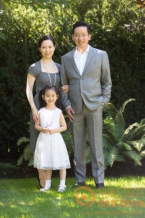 20140827 Anthony Ho's family