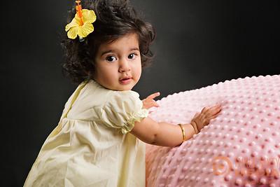 20140418 Illeyana Premji 8months