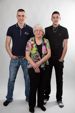 20161230 Colleen's Family
