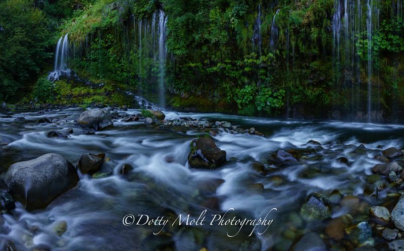 Mossbrae Falls Sacred Space