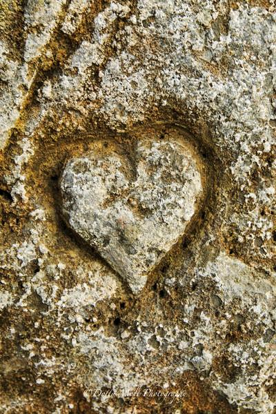 Heart of Stone, Santa Cruz, California