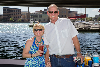 Yatch Cristening Mariott Waterside Tampa