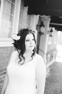 Lori & Nathan's wedding day at Immanuel Baptist Church & the Livery 8.5.17