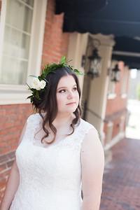 Lori & Nathan's wedding day at Immanuel Baptist Church & the Livery 8.5.17