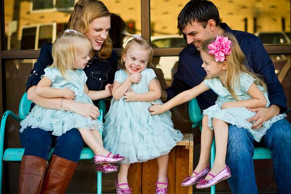 Ludlow Family - November 2, 2011