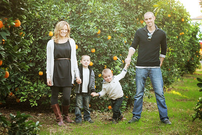 Lundberg Family