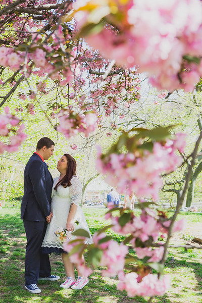Lynn & David - Central Park Elopement-187