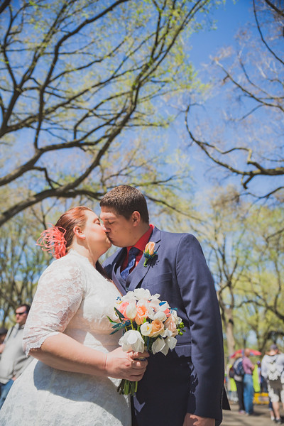Lynn & David - Central Park Elopement-125