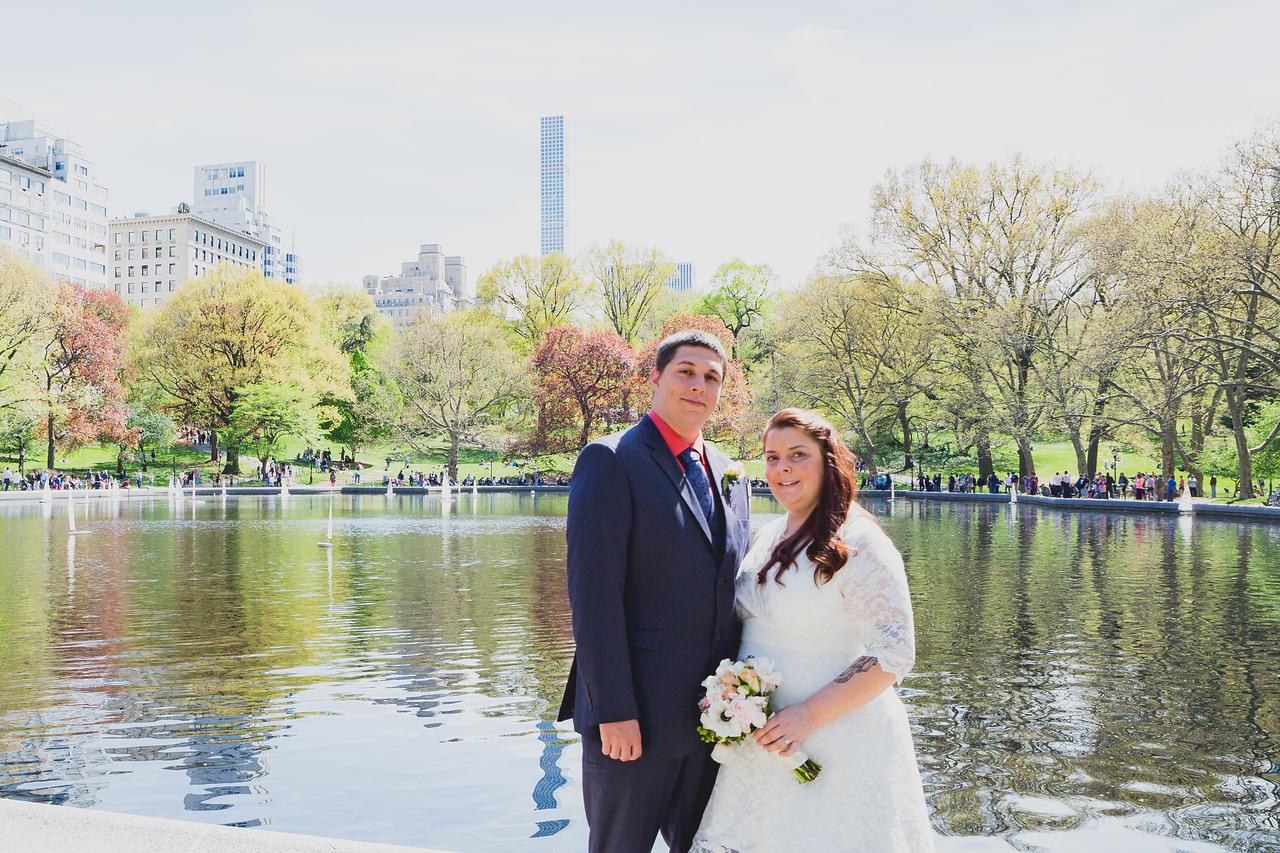Lynn & David - Central Park Elopement-190
