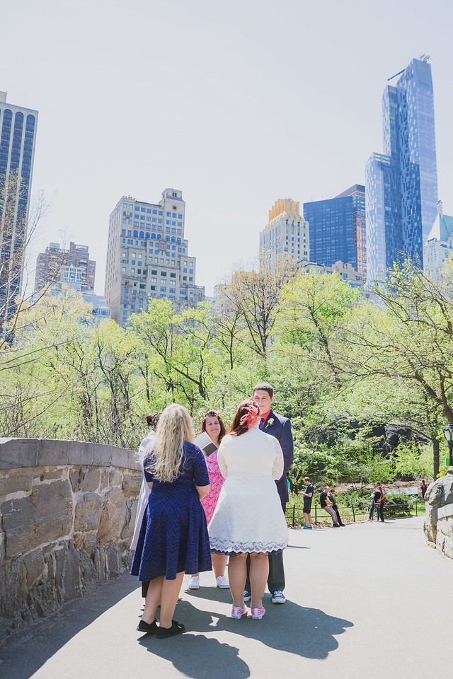 Lynn & David - Central Park Elopement-47
