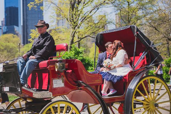 Lynn & David - Central Park Elopement-18