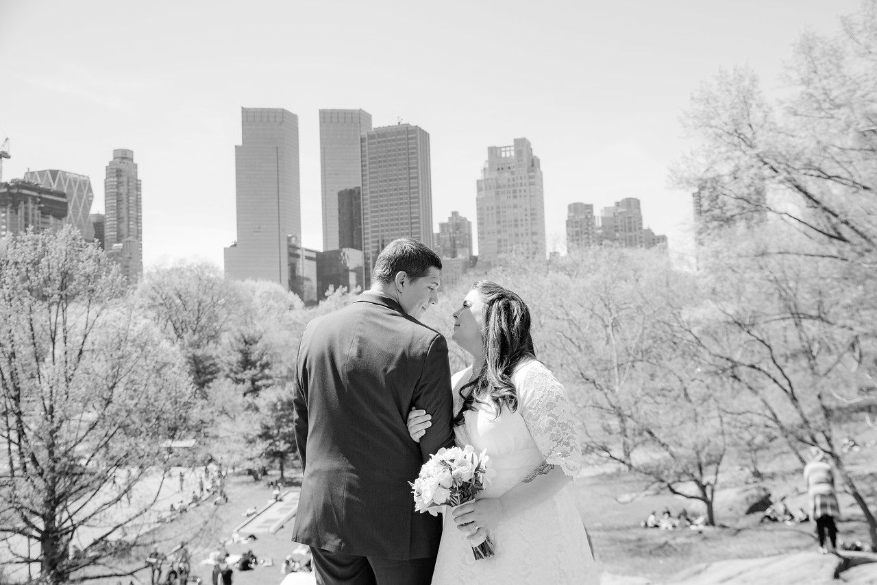 Lynn & David - Central Park Elopement-112