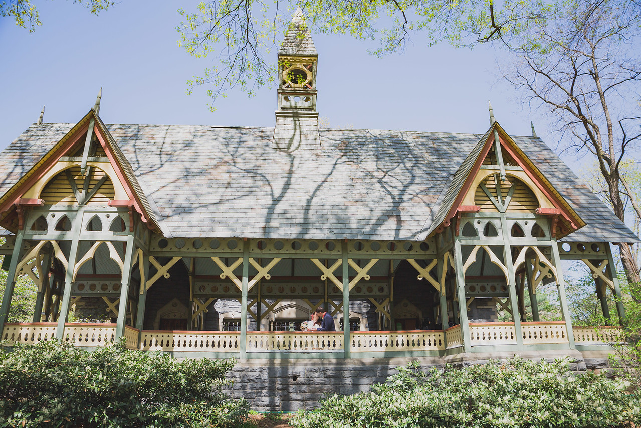 Lynn & David - Central Park Elopement-117