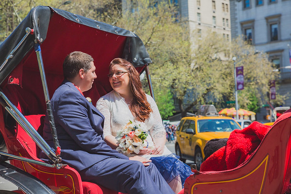 Lynn & David - Central Park Elopement-4