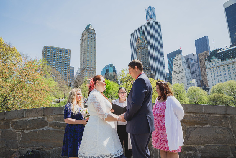 Lynn & David - Central Park Elopement-57