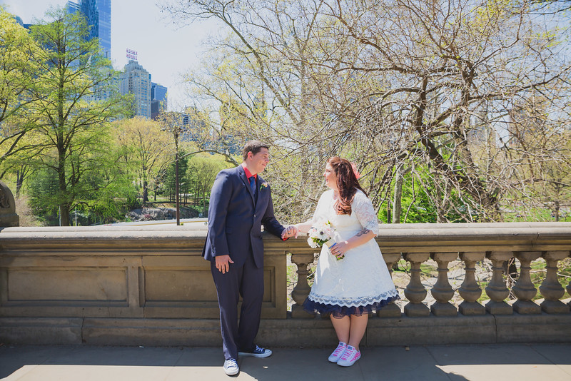 Lynn & David - Central Park Elopement-86