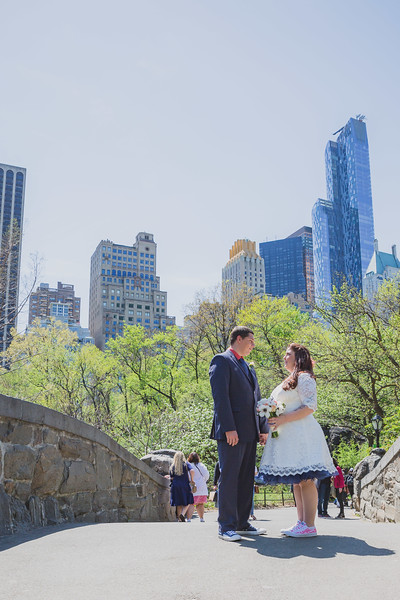 Lynn & David - Central Park Elopement-64