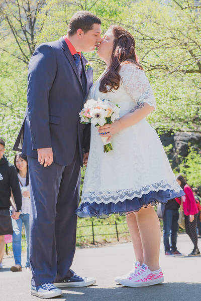 Lynn & David - Central Park Elopement-66