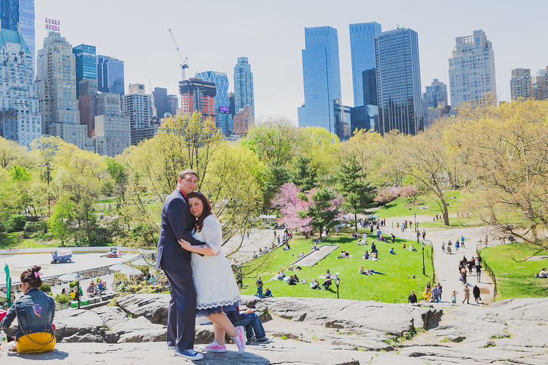 Lynn & David - Central Park Elopement-110