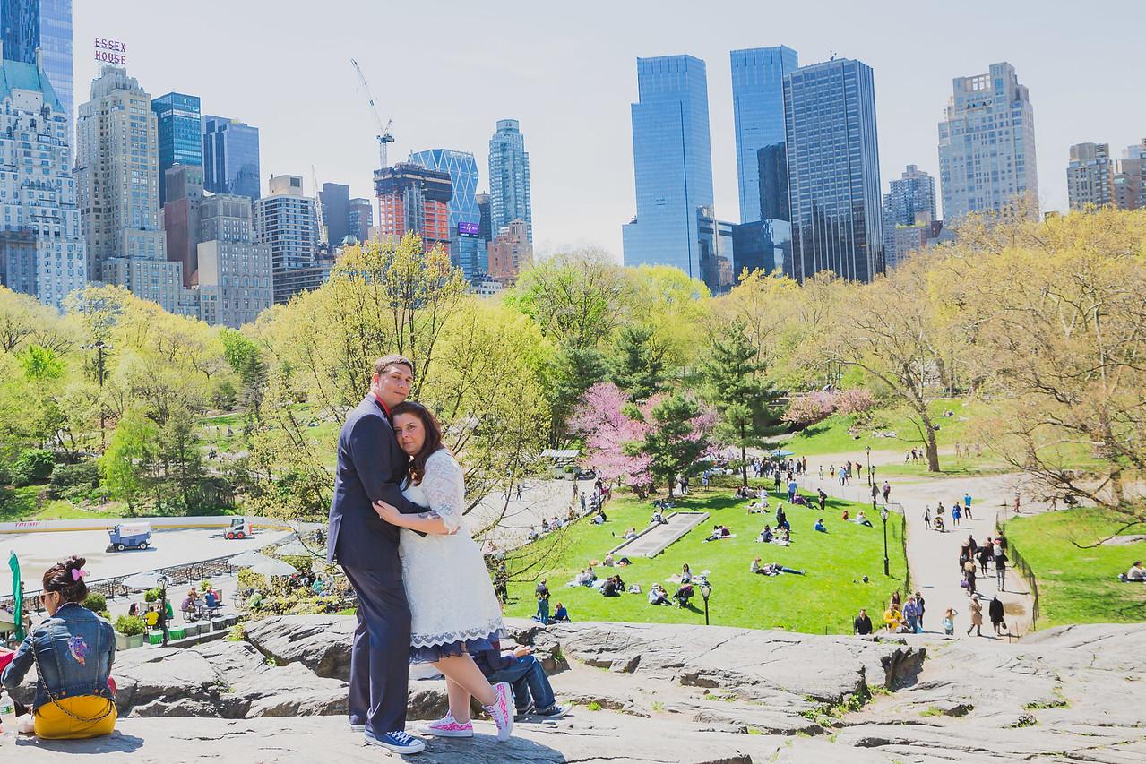 Lynn & David - Central Park Elopement-110