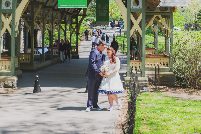Lynn & David - Central Park Elopement-120