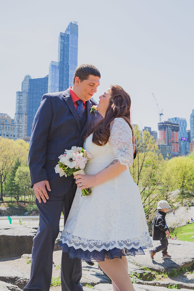 Lynn & David - Central Park Elopement-98