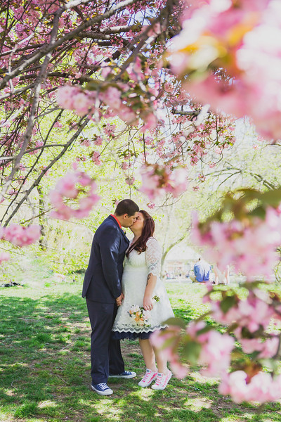 Lynn & David - Central Park Elopement-188