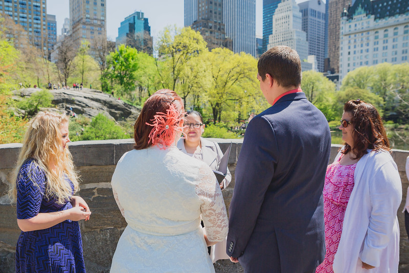 Lynn & David - Central Park Elopement-33