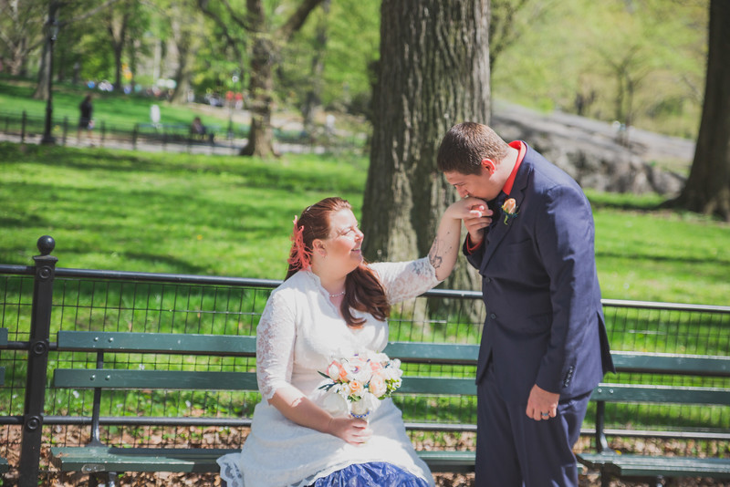 Lynn & David - Central Park Elopement-132