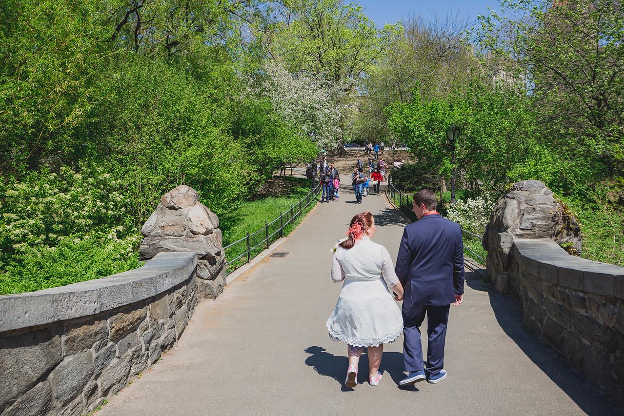 Lynn & David - Central Park Elopement-84