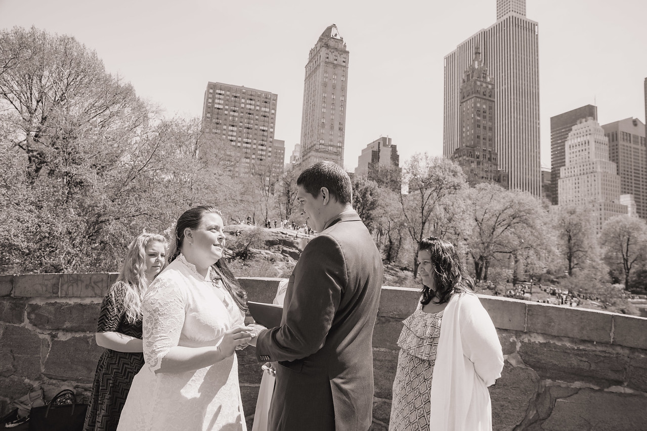 Lynn & David - Central Park Elopement-55