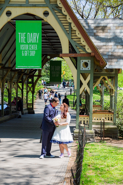 Lynn & David - Central Park Elopement-121