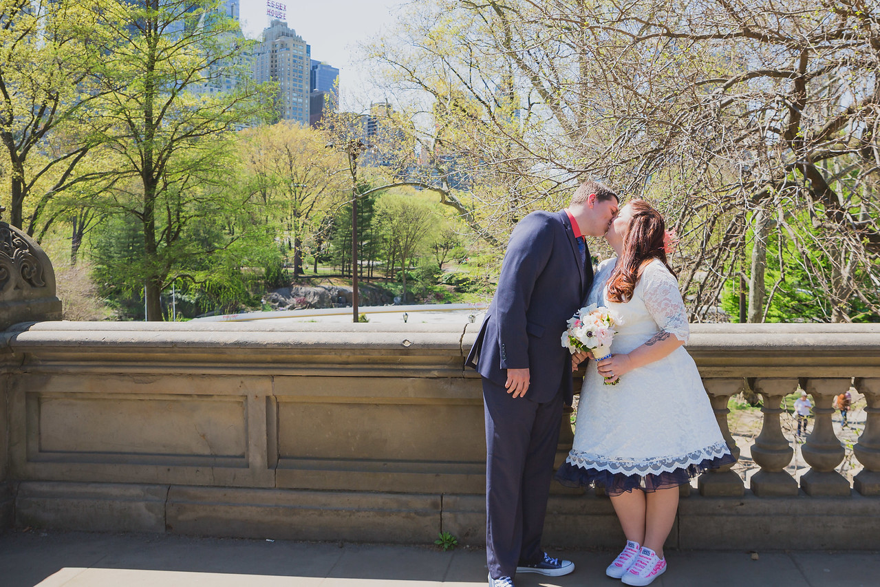 Lynn & David - Central Park Elopement-87