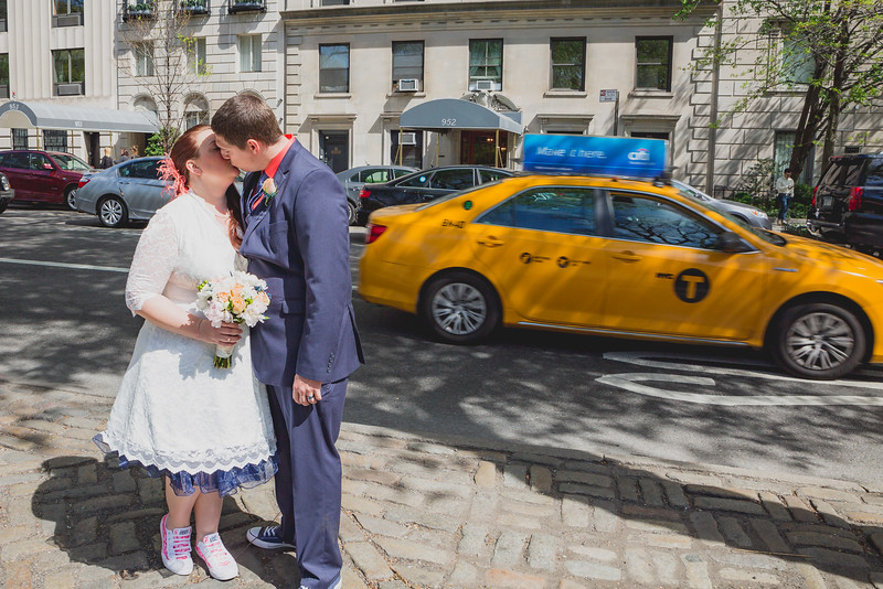 Lynn & David - Central Park Elopement-198